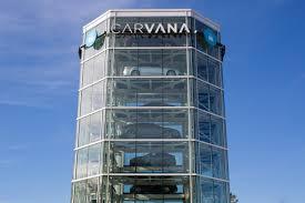 Carvana.com used car website