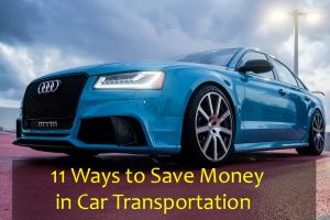 11 ways to save money in auto transportation