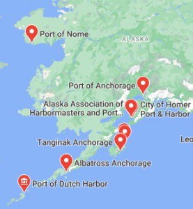 Areas where we serve our auto transport services