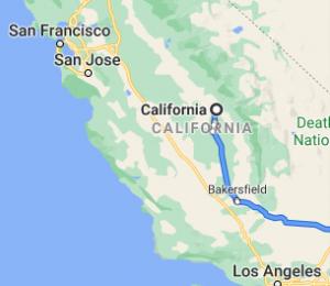 auto transportation services in California