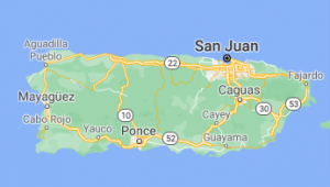 Areas where we serve our car shipping services In Puerto Rico