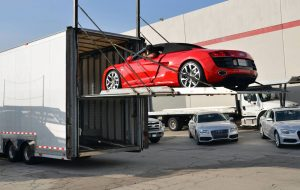 shipping a car from California to east coast in enclosed auto transport