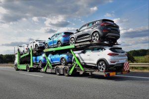 ship a car across country