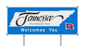Texas to Tennessee auto transport