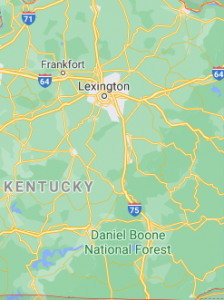 Some Major Areas of kentucky Where we offer our car shipping service