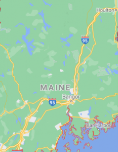 Some Major Areas of maine Where we offer our car shipping service