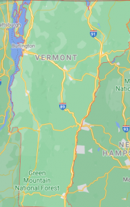 Major Areas Where we offer our car shipping services in vermont
