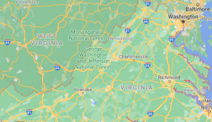 Major Areas Where we offer our car shipping services in Virginia