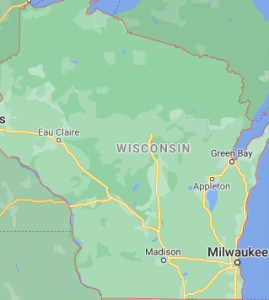 Major Areas Where we offer our car shipping services in Wisconsin