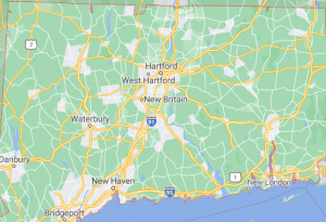 Our Car shipping Services Areas in Connecticut