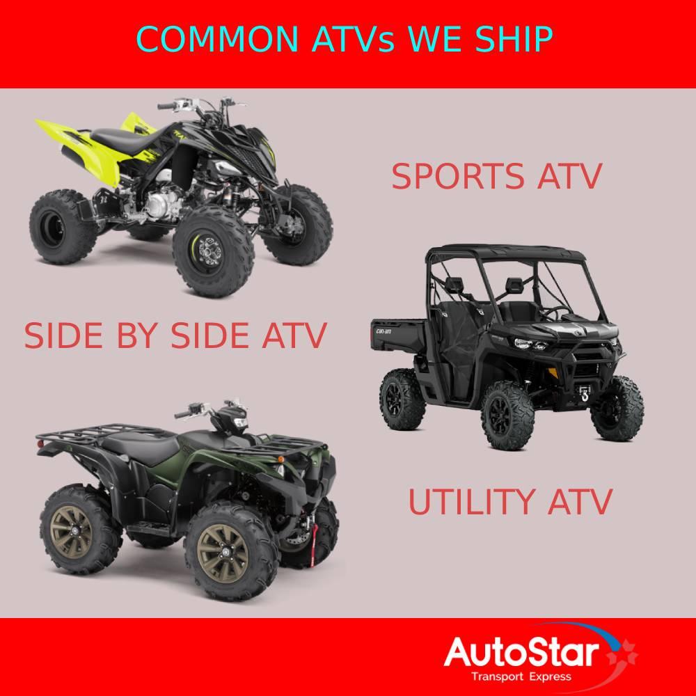 ATV Transport Service