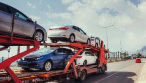 open carrier car shipping