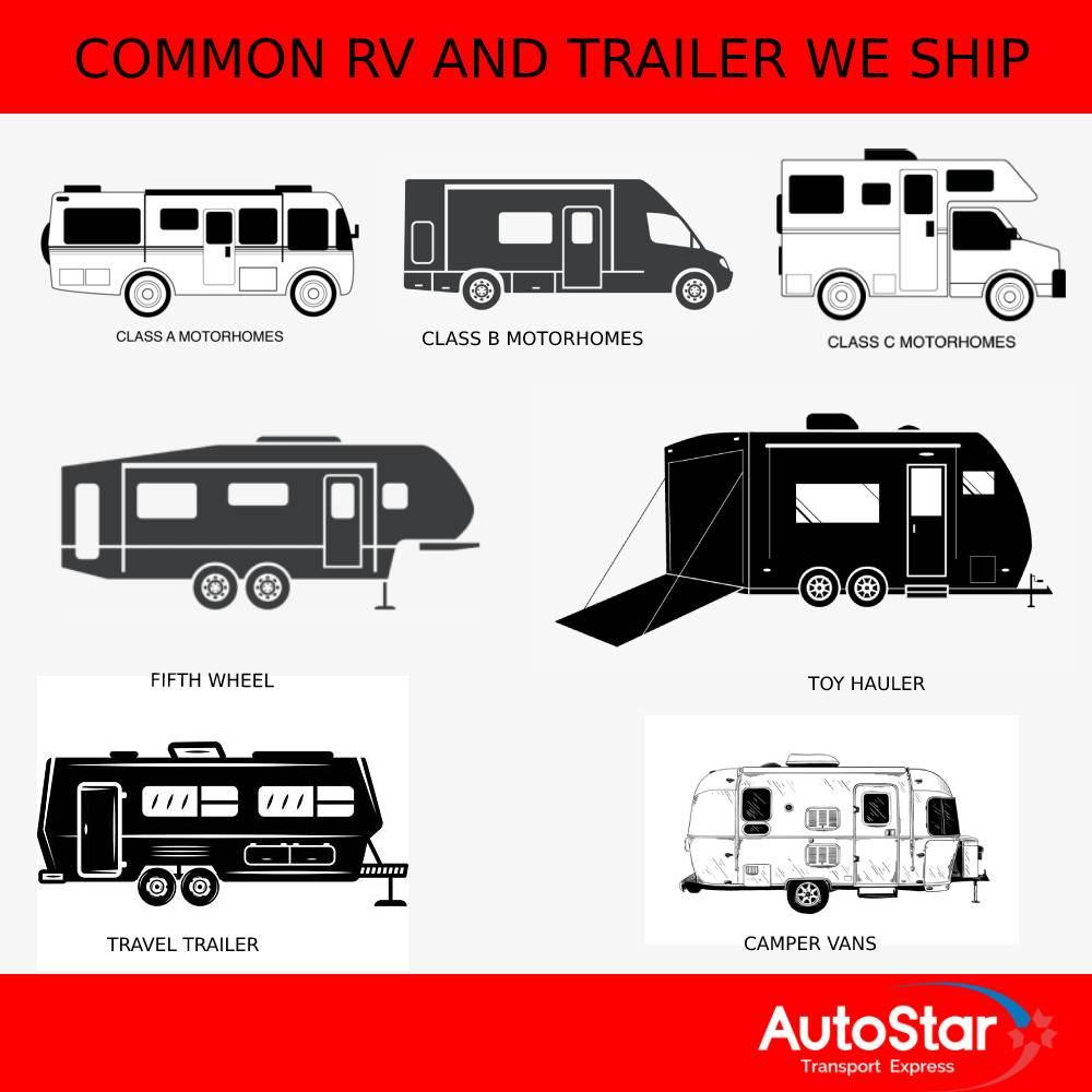 RV Transport Services