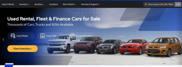 Online Car Auction Sites in U.S.A